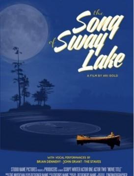 斯威湖之歌海报