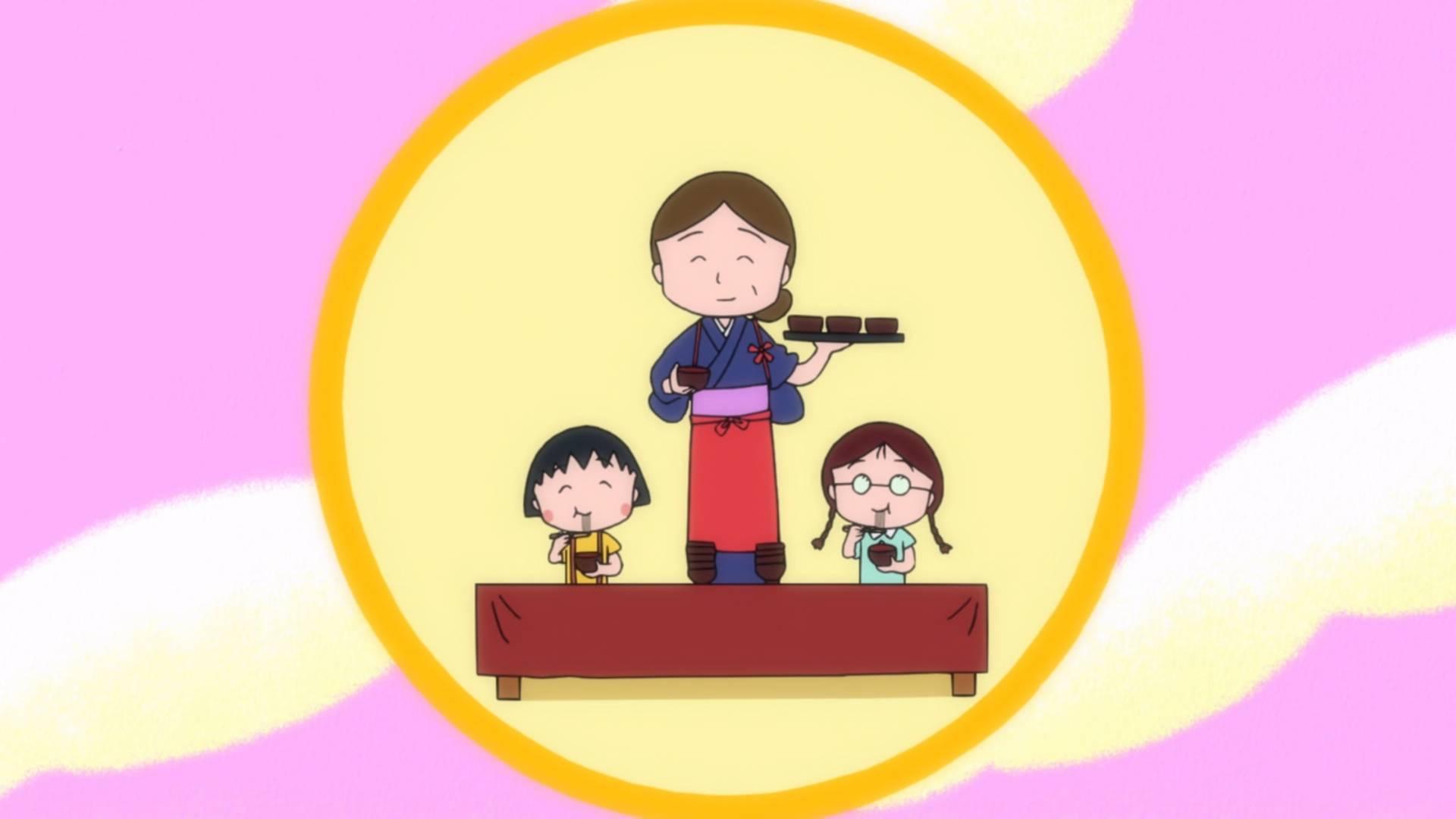 [丸子家族][樱桃小丸子第二期(Chibi Maruko-chan II)][1304]宏志忘带东西&令人向往的碗子拉面[2021.09.05][GB][1080P][MP4]