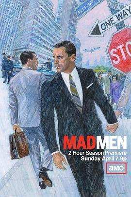 广告狂人 第六季海报