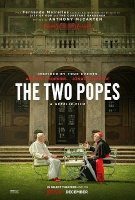 教宗的承继海报