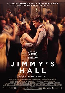 吉米的舞厅 电影海报