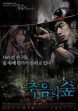 突然有一天之黑暗森林 电影海报