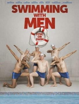 大叔花样游泳队海报