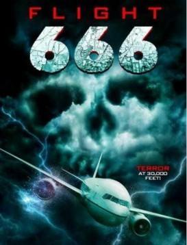 航班666海报