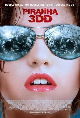 食人鱼3DD 电影海报