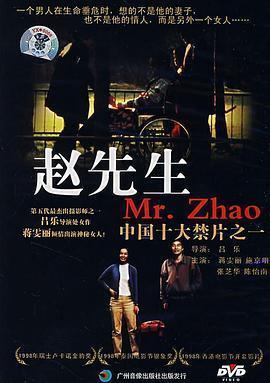 赵先生 电影海报