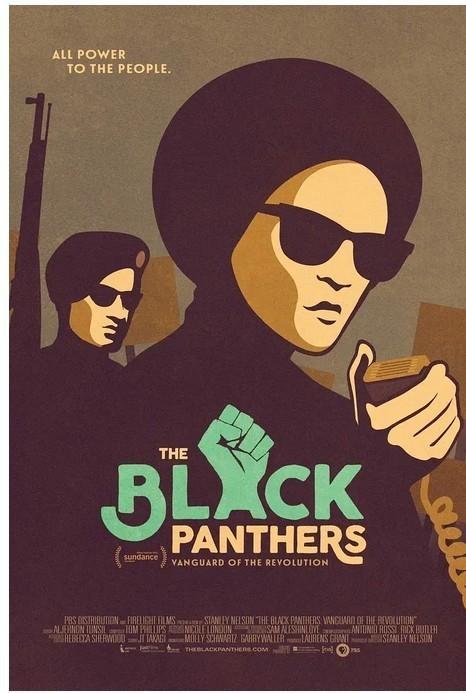 黑豹党:革命先锋海报