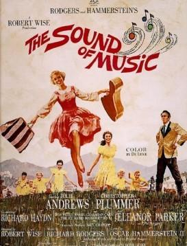 音乐之声 电影海报