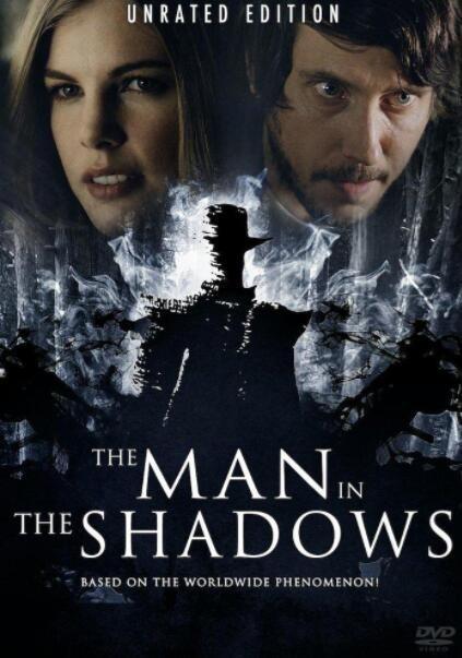 阴影中的男人海报