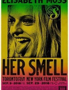 她的气味海报