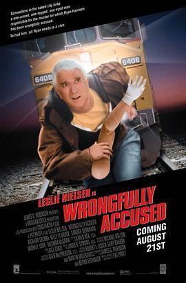 错误指控 电影海报