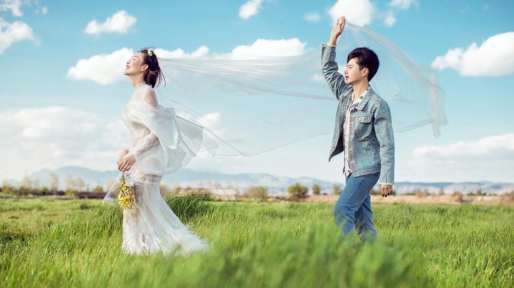 蜜月婚拍·大理4天3晚婚纱照+旅游【旅拍特惠】