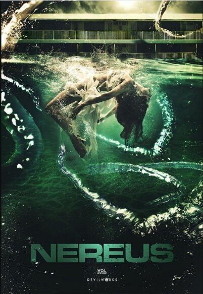 海神/池畔魔物海报