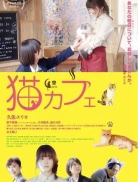猫咪咖啡厅海报