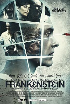 弗兰肯斯坦海报
