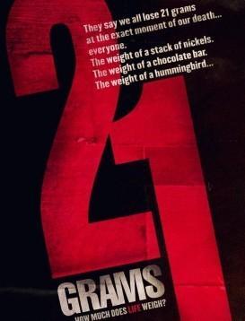 21克:生命可以有多重海报