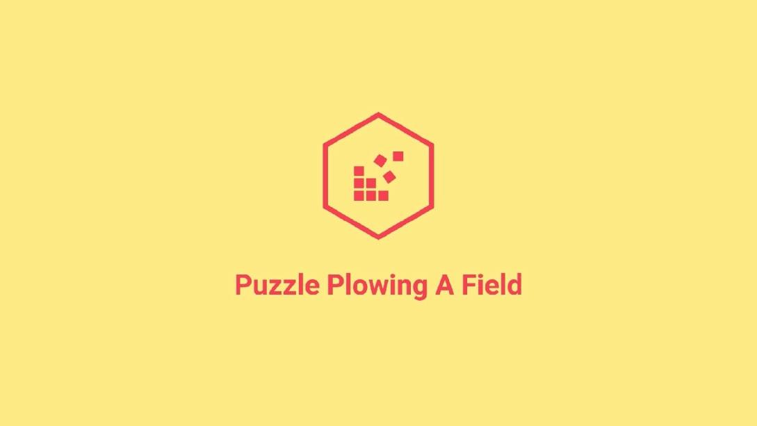 Puzzle Plowing A Field插图5