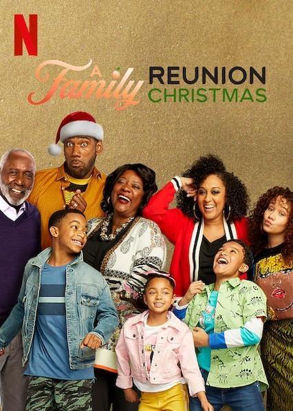 家庭聚会圣诞特辑海报