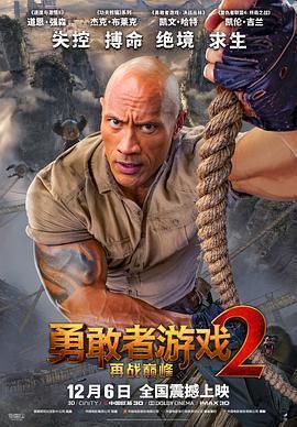 勇敢者游戏2:再战巅峰海报