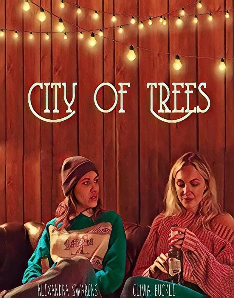 树木之城海报