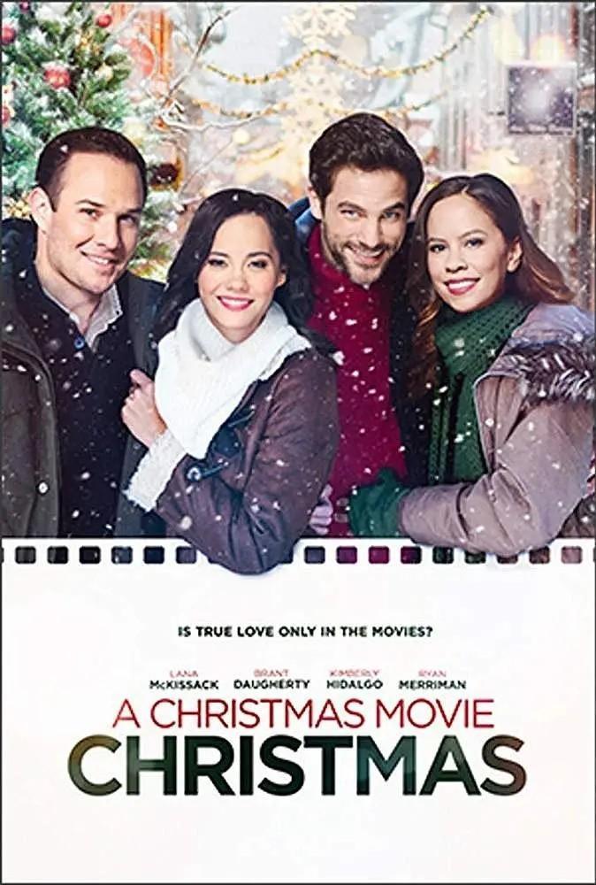 圣诞电影海报