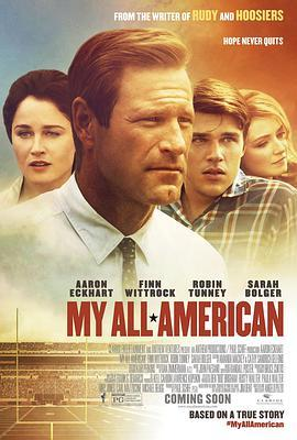 我的美国心海报