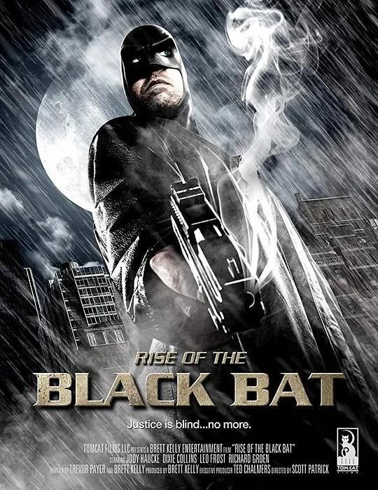 黑蝙蝠崛起海报