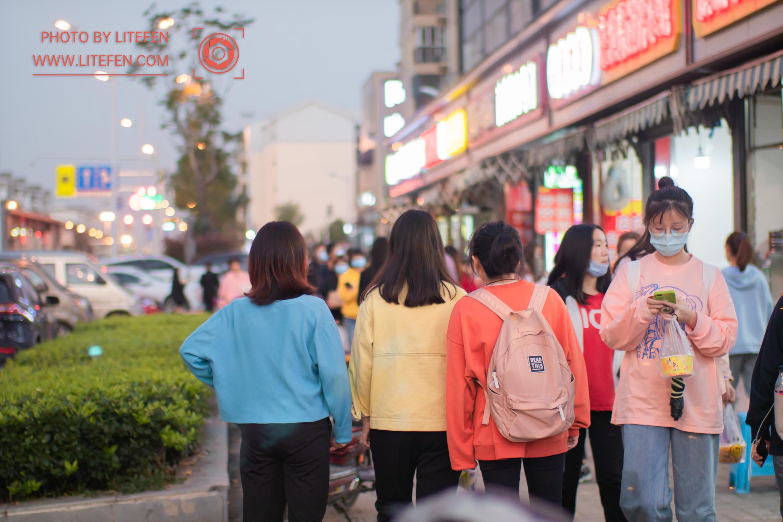 武汉商学院 南北街