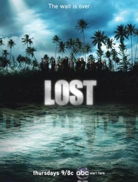 迷失 第四季 Lost Season 4海报