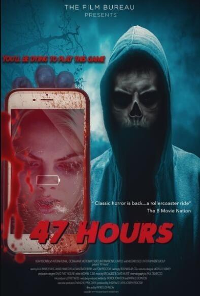 绝命47小时海报