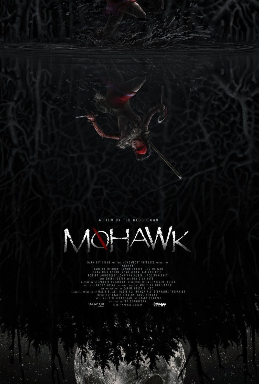 莫霍克人海报