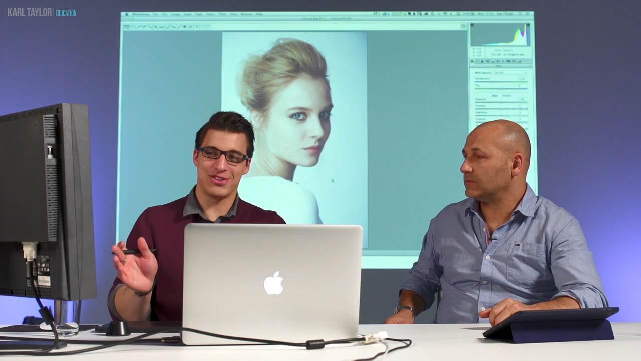 Advanced Photoshop for Photographers - Karl Taylor