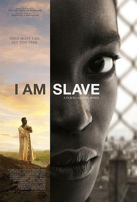 我是奴隶海报