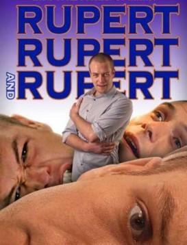 三个鲁伯特海报