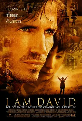 我是大卫 电影海报
