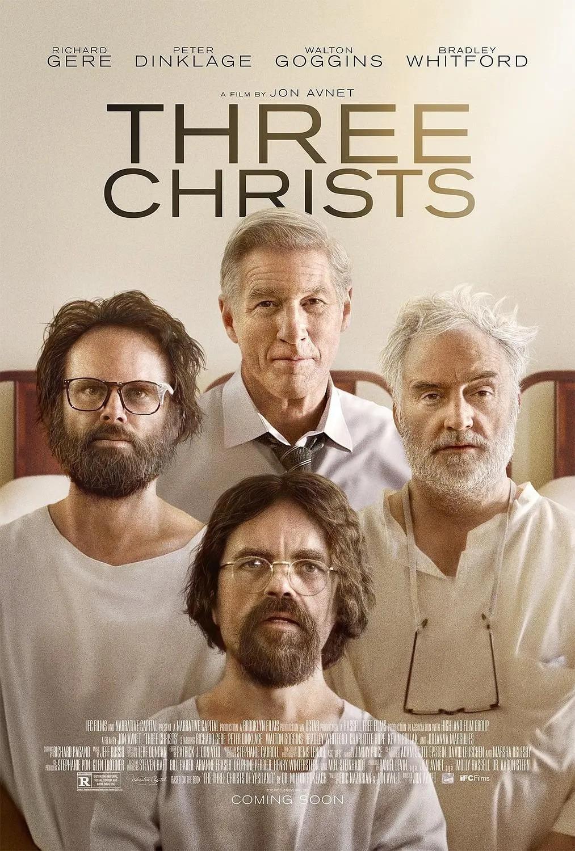 三个基督海报