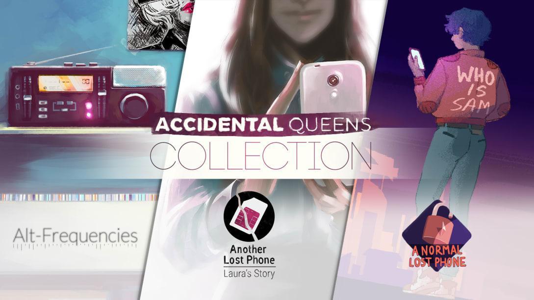 意外皇后系列(Accidental Queens Collection)插图6