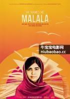 他叫我马拉拉/ 马拉拉:改变世界的力量 / 马拉拉海报