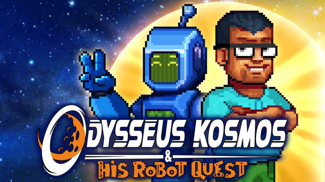 奥德修斯和他的机器人(Odysseus Kosmos and his Robot Quest)插图5