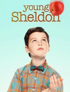 小谢尔顿 第二季 Young Sheldon Season 2海报