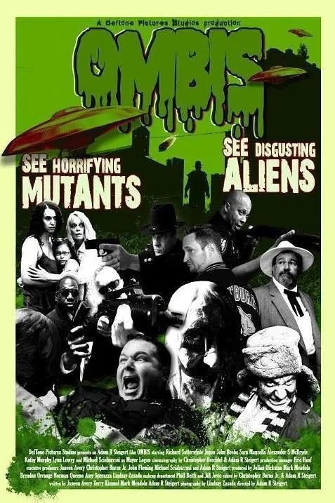 外星人入侵海报