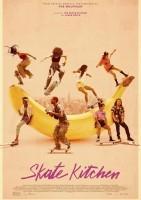 滑板厨房海报