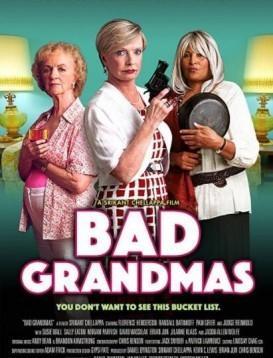 坏奶奶海报
