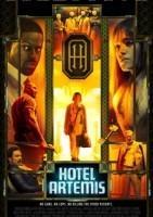 阿尔忒弥斯酒店海报