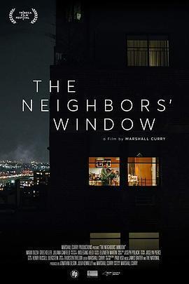 邻居的窗海报