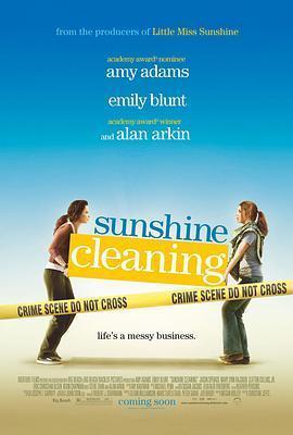 阳光清洗 电影海报