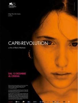 卡普里革命海报