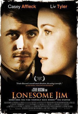 孤独的吉姆海报