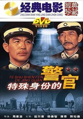 特殊身份的警官 电影海报