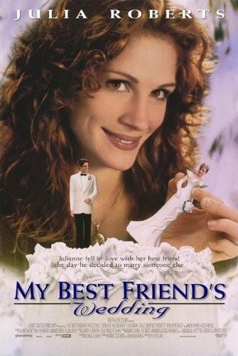 我最好朋友的婚礼 电影海报